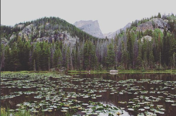 Rocky Mountain National Park (Photo: Instagram | hok13bby)