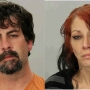 Man, woman arrested following theft of firearms from North Bend home