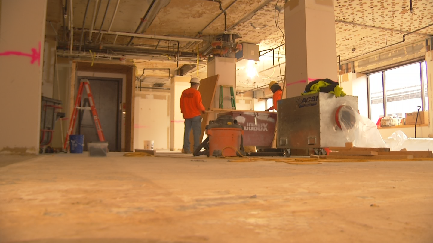 Dorm-like apartments for adults developing in downtown Syracuse