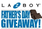 KTVL's La-z-boy Father's Day Giveaway