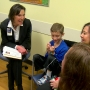 Family thanks Children's Hospital Feeding Team for helping 7-year-old