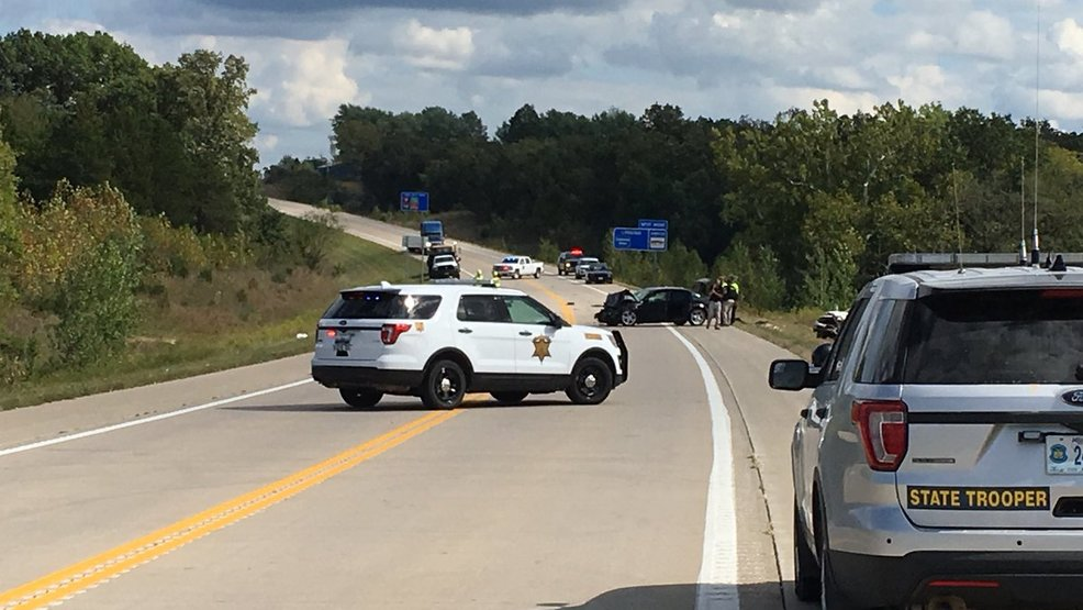 Highway Patrol confirms fatality in multi-vehicle crash west of ...