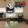 2 arrested after KCSO finds meth and guns