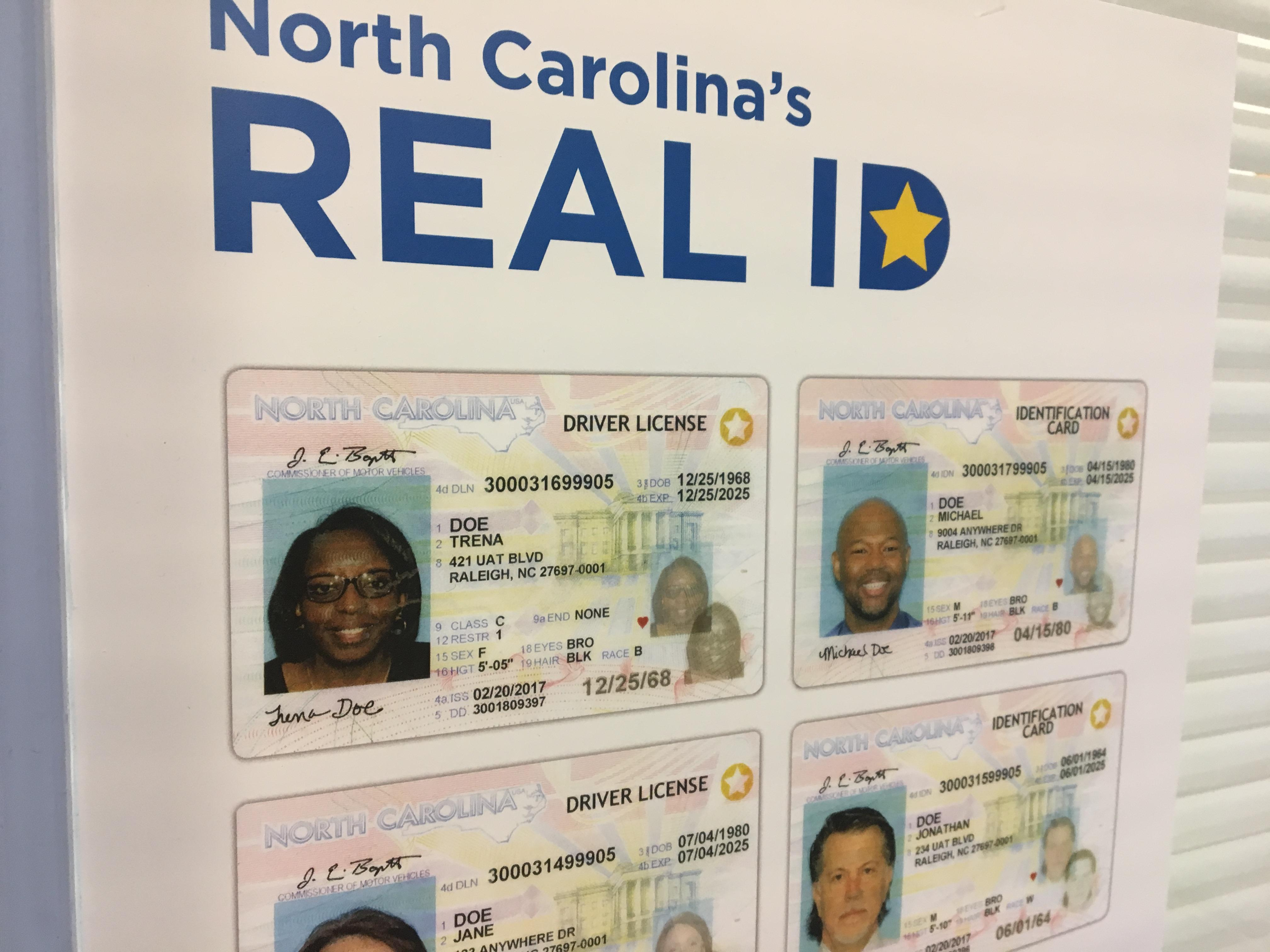 Changes are coming to airports across the U.S. and it involves your driver's license. (Photo credit: WLOS staff)
