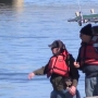 Missing Saginaw River boater identified, search called off