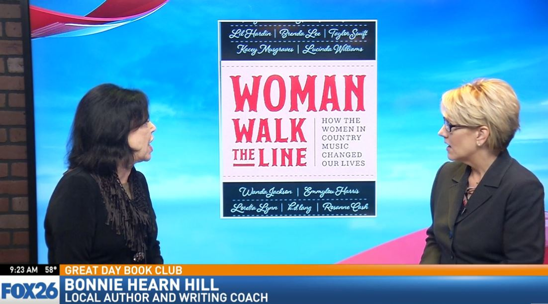 Woman Walk the Line: How the Women in Country Music Changed Our Lives by Holly Gleason