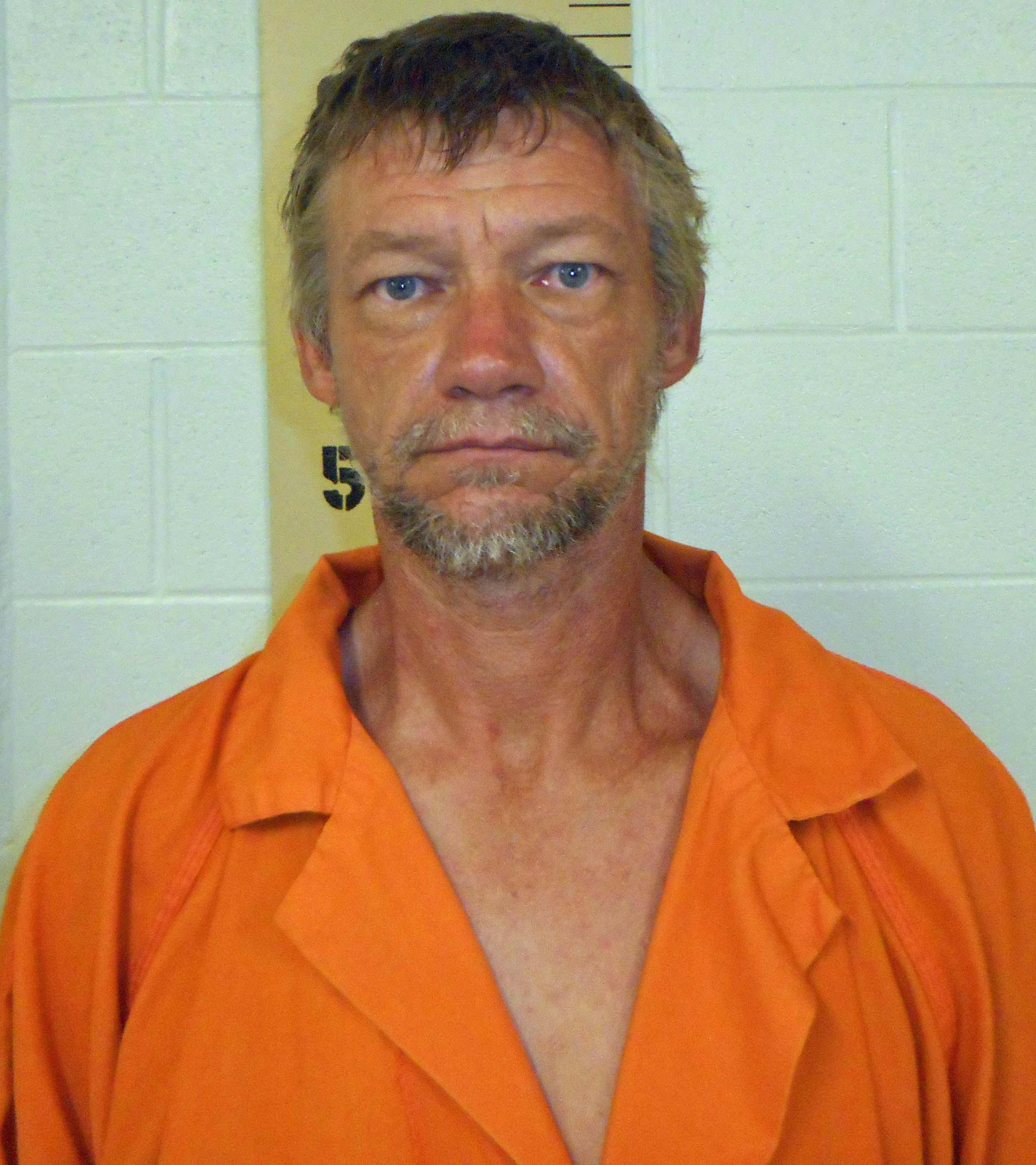 Sean Clopton. (Photo courtesy: Burnet County Sheriff's Office)