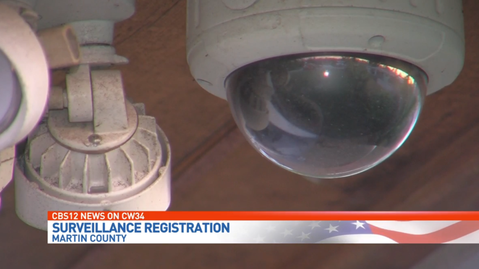 Sheriff asking people with surveillance cameras to sign up for Eye Watch
