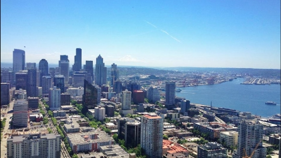 Downtown seattle construction highest since 2005 komo for Seattle builders