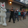 Hey Macarena! Lake Ozark officer shows off moves at National Night Out
