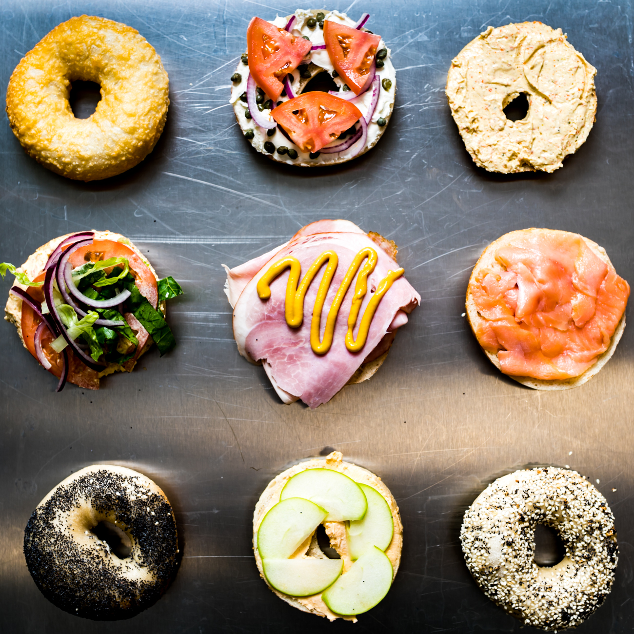 Previously, bagels from The Bagelry could only be found at the Rooted Juicery, Urbana Café, Wyoming Community Coffee, and at events around town. However, as of October 2018, The Bagelry has its own brick and mortar shop on Walnut Street in Over-the-Rhine. The shop may be new, but the age-old baking process of kettle boiling the bagels and letting them rise overnight is still in use. Check out any of the Bagelry's unique flavors for breakfast or lunch. ADDRESS: 1401 Walnut Street (45202) / Image: Amy Elisabeth Spasoff // Published: 10.5.18