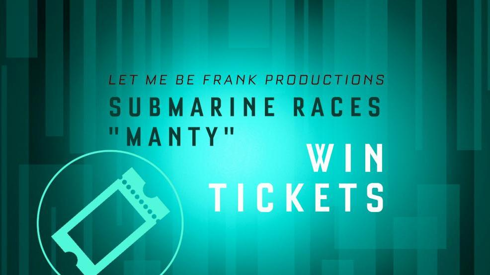 "LMBF Submarine Races ""Manty"" Contest"