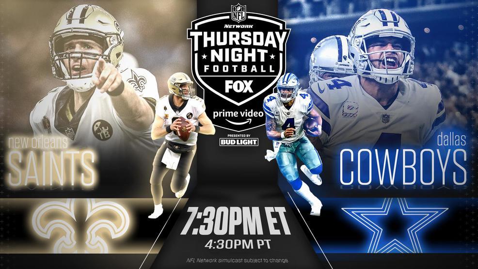 Saints' Winning Streak Should Ring Bell For Opposing Cowboys Thursday Night On FOX 11 | WLUK
