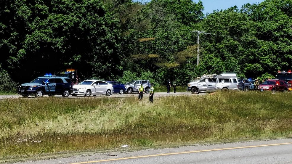Rollover on I-95 south in Attleboro leaves one dead, several injured