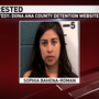 Woman in Las Cruces accused of ramming her car into her ex-boyfriends vehicle