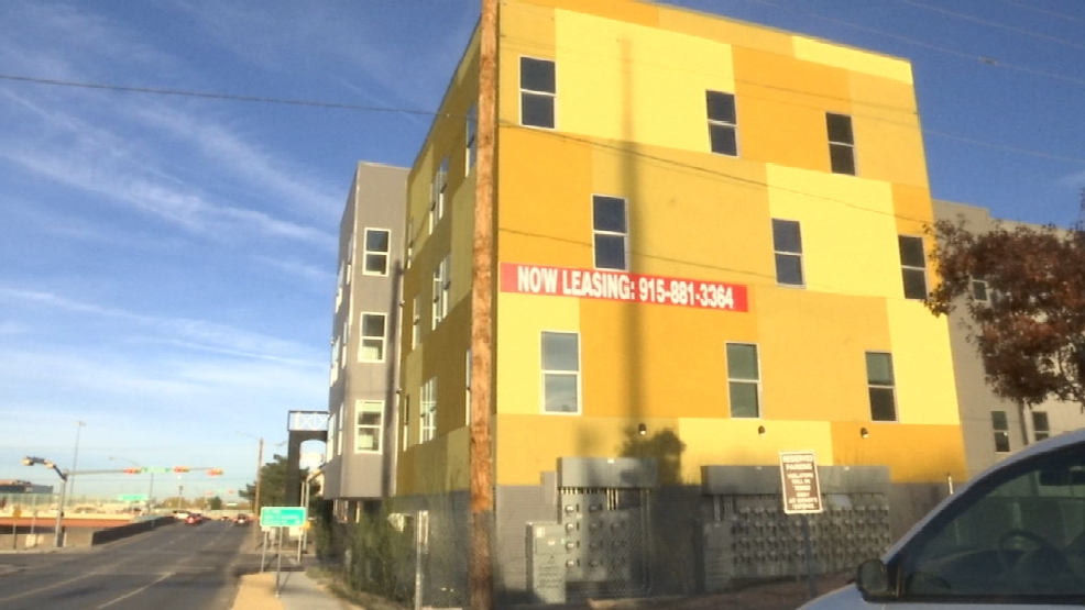 Apartment geared toward artists is about to open its doors for Sun city motors el paso tx