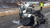 Oregon woman killed in head-on crash with commercial truck