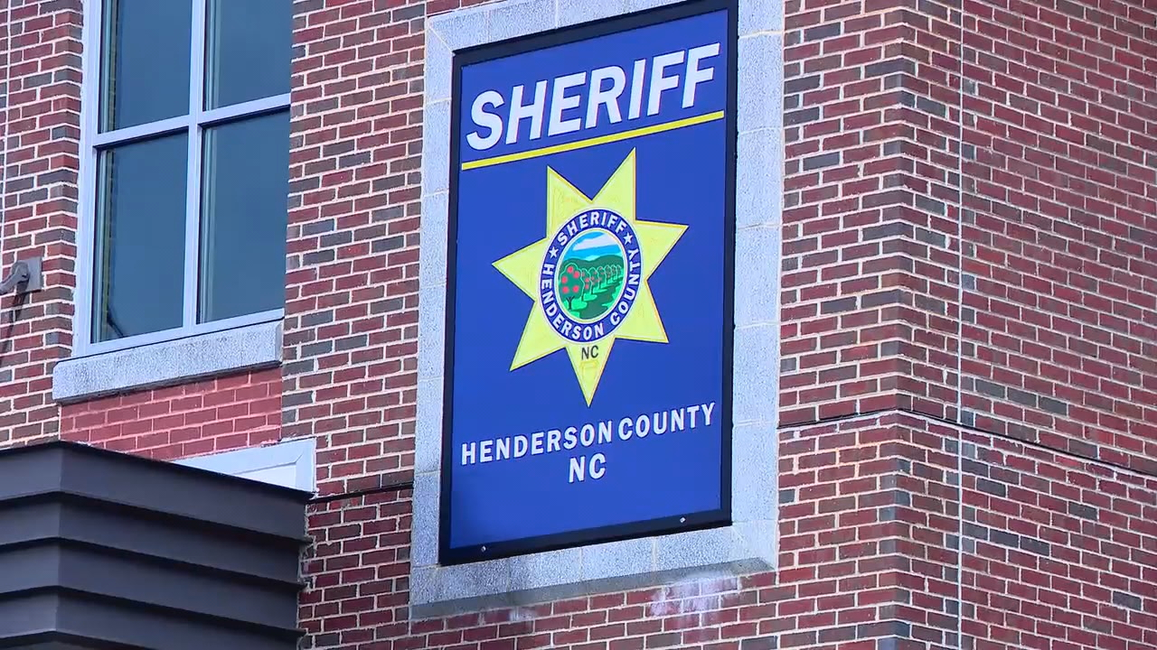 Henderson County Sheriff Lowell Griffin said taxpayers have to pay for the ICE program that trains deputies how to interview suspects arrested on other charges if detectives suspect they are undocumented individuals. (Photo credit: WLOS staff)