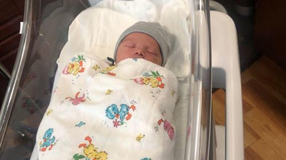 welcome gabriel sandoval first setx baby born this new year 2019 kfdm