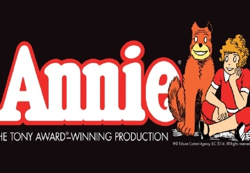 Annie (the musical) ticket contest