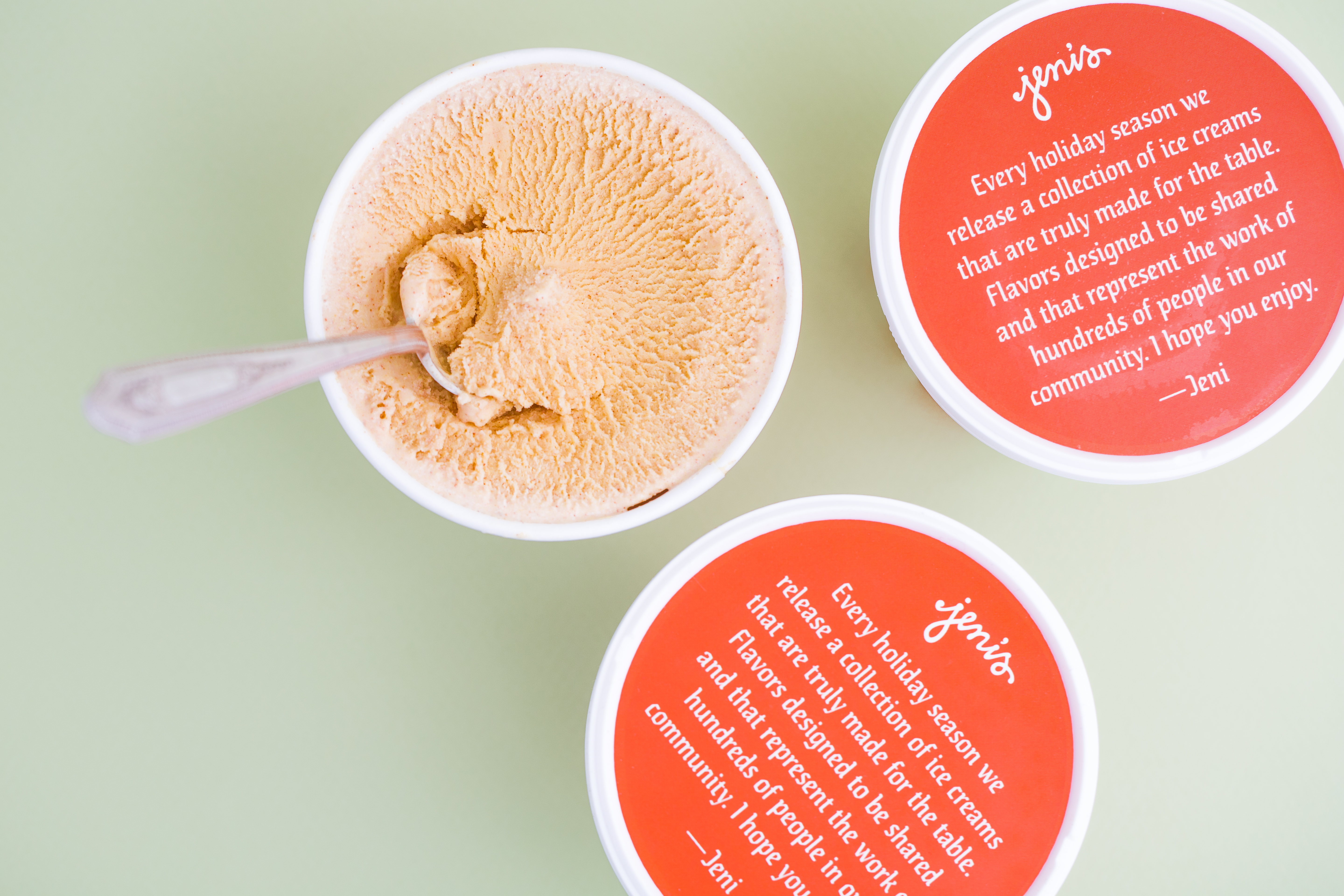 Jeni's officially opened her first east coast shop on September 25. To celebrate, Jeni's Splendid Ice Creams will host a grand opening on October 5 and will serve up FREE ice cream to all guests that stop by the shop between 7 p.m. and 11 p.m. Expect artisanal flavors like Pistacchio Honey, Churro (a cinnamon-infused ice cream speckled with bits of toffee and pastry), Middle West Whiskey & Pecans,  Sweet Potato and Roasted Marshmallow and -- of course -- her famous flavor, Salted Caramel. (Image: Courtesy Jeni's Splendid Ice Creams)