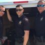 Local police join 'hot cop' challenge