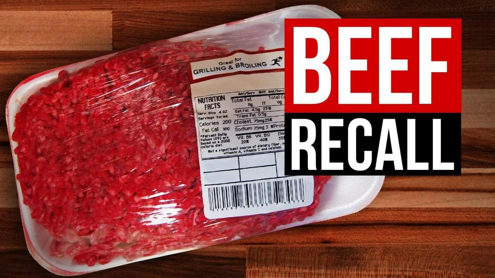 Kentucky, Tennessee report most cases E. coli illnesses linked to ground beef