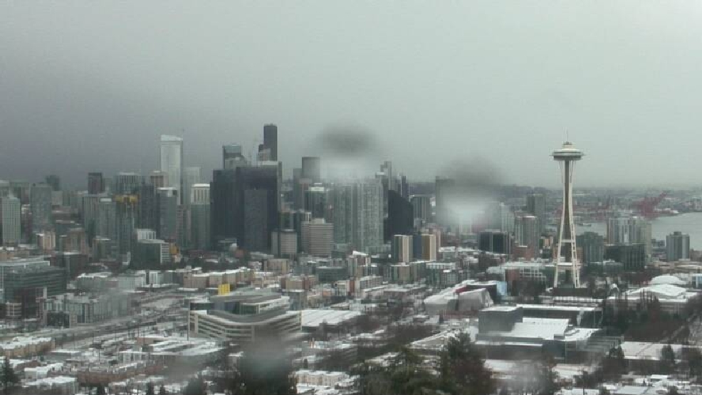 For first time in 48 years, Seattle out-snows Minneapolis in January and February