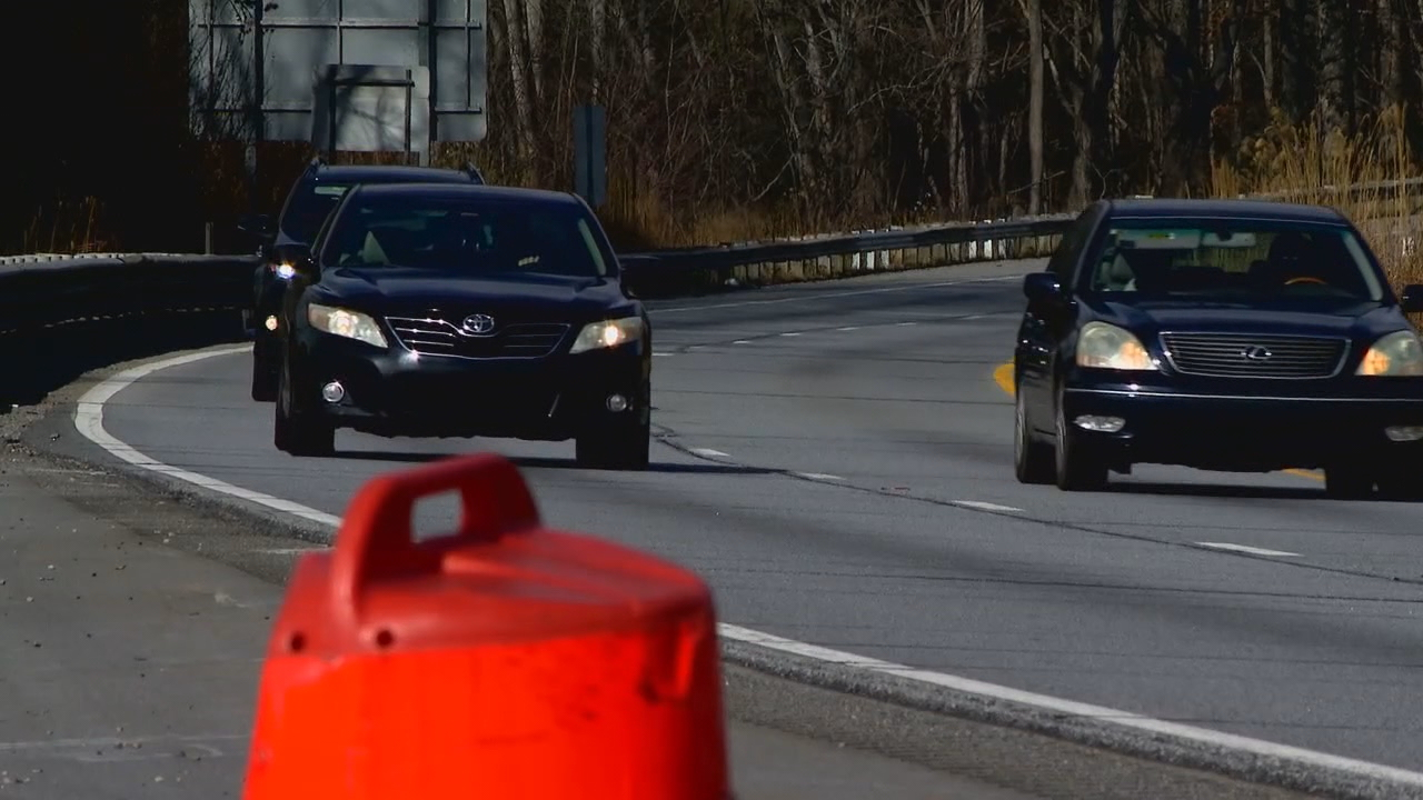 The Buncombe County Sheriff's Office issued nearly 400 fewer traffic citations in 2020 compared to 2019. (Photo credit: WLOS staff)