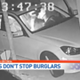'Sick to my stomach': Video shows thief targeting owner of security company