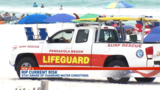 Rip current risk: Water safety staff warn of dangerous beach conditions