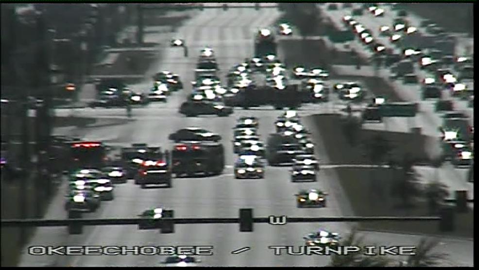 Royal Palm Beach Traffic Accident Okeechobee