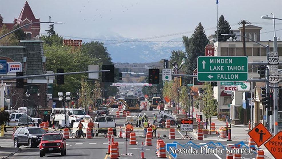 Carson City downtown businesses to celebrate opening of Carson