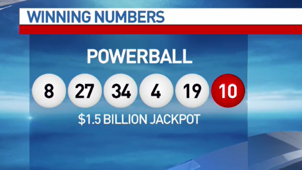 Powerball Frenzy The Numbers Have Been Drawn California Says They