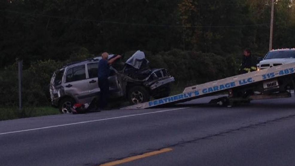 Wham News Car Accident