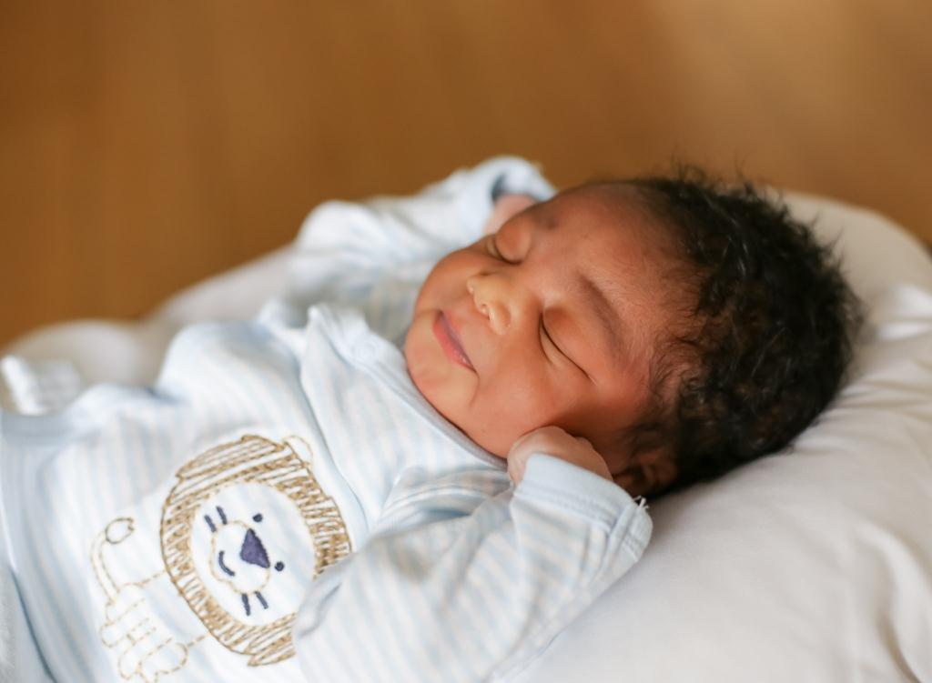 Ja'maree, our Baby of the Day for February 19, 2016. Photo courtesy of Palms West Hospital and Bella Baby Photography