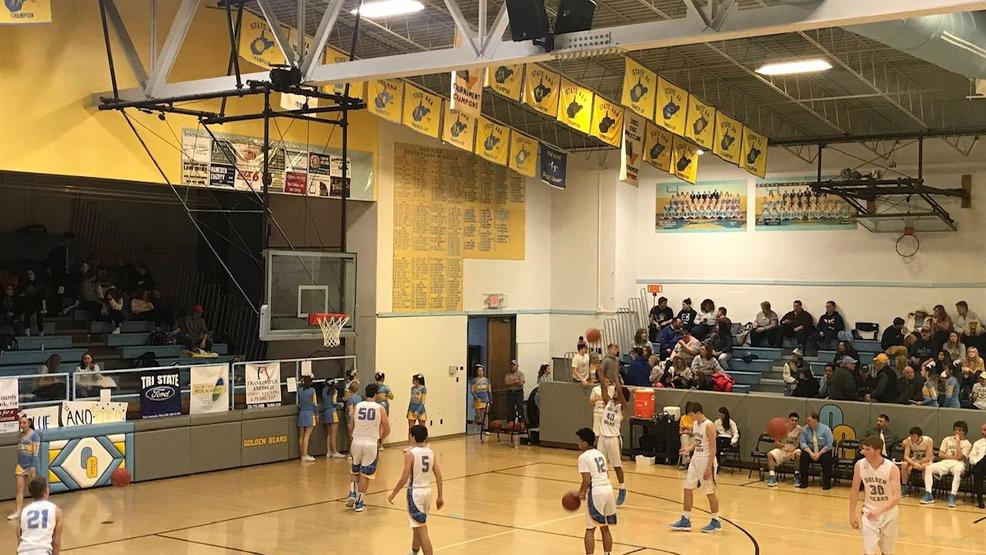 1.29.19 Highlights - Madonna vs Oak Glen - boys basketball