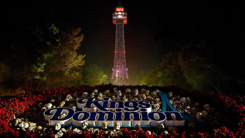Kings dominion adds new maze, scare zone, and show for this year\'s ...