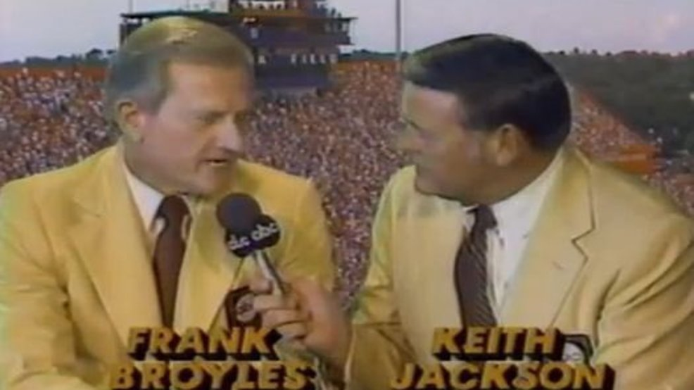 Image result for Keith Jackson broadcaster