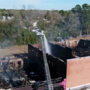 Cause of Holly Hill fire labeled as incendiary; investigation continues