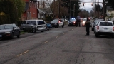 Stolen car chase ends with crash in SE Portland