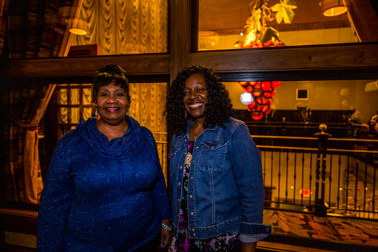 Deborah Tribble and Jackie Moore / Image: Catherine Viox{ }// Published: 11.10.19