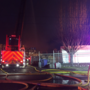 Southeast Portland fire closes five blocks of Foster Road