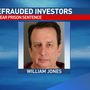 Man sentenced to 10 years in prison for misleading investors