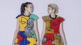 Photos: Literal Pop Culture -- Dress maker creates high-end designs from small balloons