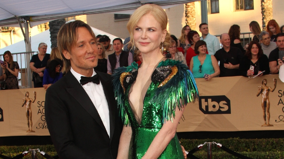 Nicole Kidman: 'Keith Urban knows my sex scenes are just work'
