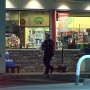 Armed thief robs Oakley Shell station