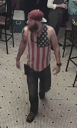 If you can identify the man, you're asked to call Piqua Police at 937-778-2027 and ask for the Watch Commander. (Photo: Piqua Police)
