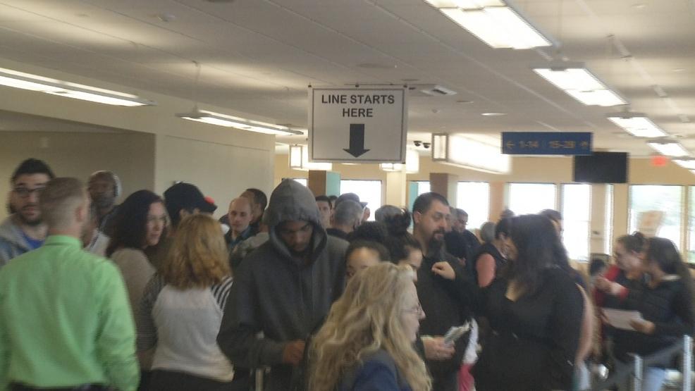 Long wait times at RI DMV create frustration   WJAR