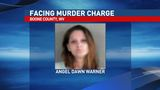 State Police: Boone County woman facing murder charge for conspiring with suspect
